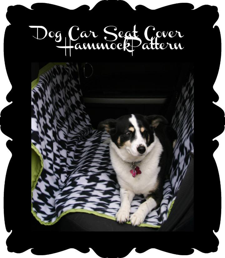 Car Seat Hammock For Dogs