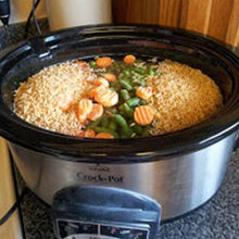 Slow Cooker and Stock Pot Dog Food Recipes