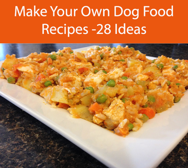 How Do You Make Your Own Natural Dog Food