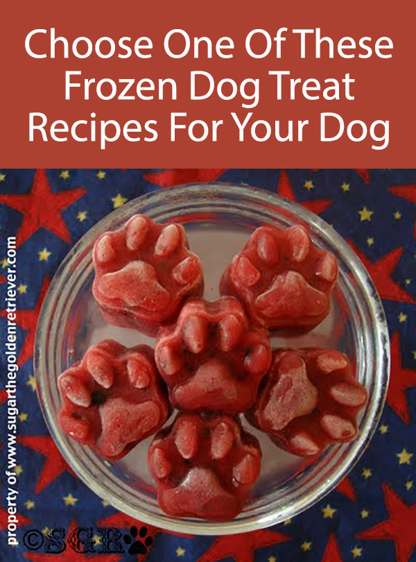 Red White And Blue Dog Treats